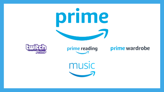Amazon Prime Dienste