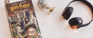 13 Bücher wie Harry Potter Blog Banner