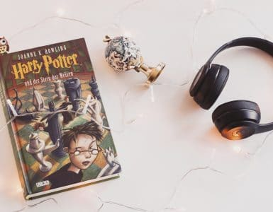 13 Bücher wie Harry Potter Blog Banner