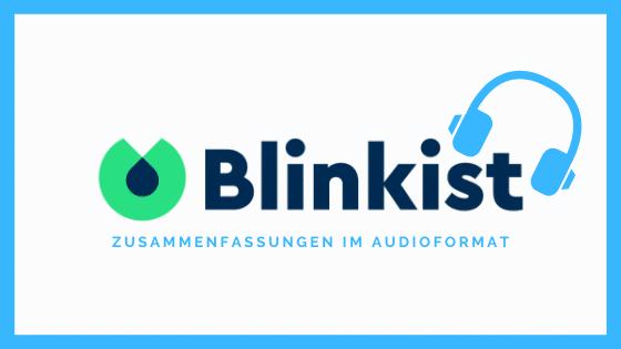 Titelbild für eine Unterüberschrift - Blinkist Audio